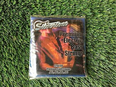 $ CDN11.22 • Buy Silvertone / Samick Premium Electric Bass Guitar Strings