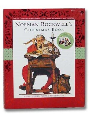 $ CDN13.33 • Buy Norman Rockwell's Christmas Book: Carols, Stories, Poems And Recollections (In..