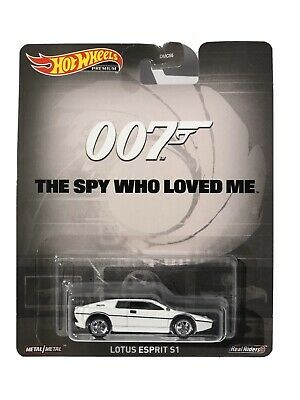 "$ CDN10.04 • Buy Hot Wheels Premium 007 Lotus Esprit S1 ""The Spy Who Loved Me"""