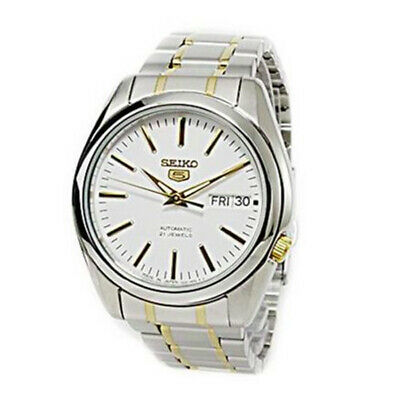 $ CDN219.99 • Buy Seiko Seiko 5 Automatic White Dial Men's Watch SNKL47J1