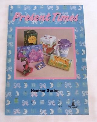 £3.99 • Buy Belair Craft Activity Book, 'Present Times'  For Creative Gift Wrapping Ideas