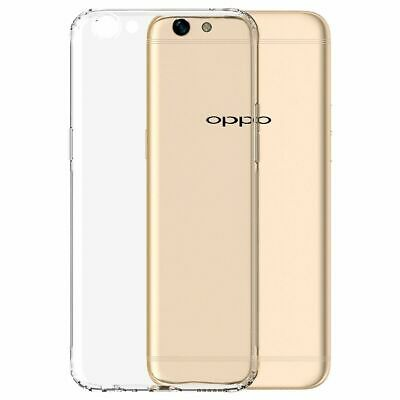 AU6.99 • Buy For Oppo F1S R9 R9S A57 A73 F7 R11S Plus Soft Gel Clear Transparent Case Cover