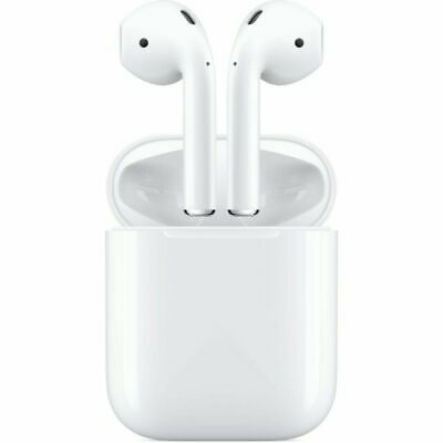 $ CDN197.99 • Buy Apple AirPods In-Ear Truly Wireless Headphones 2nd Generation With Charging Case