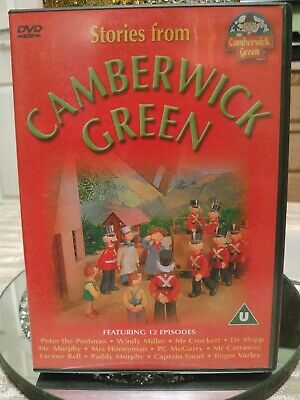 £3.99 • Buy Camberwick Green - Stories From Camberwick Green - All Regions DVD