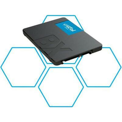 AU179.95 • Buy Crucial Bx500 480Gb Sata3 6Gbps Acronis True Image Solid State Drive