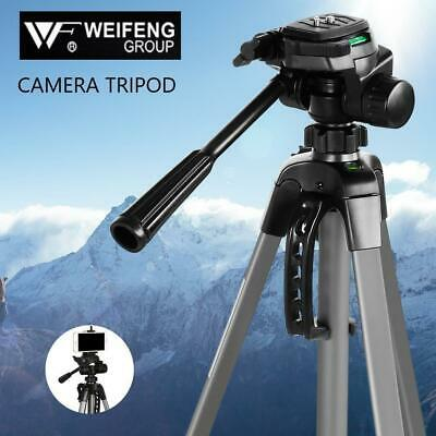 AU35.36 • Buy Weifeng Professional Camera Tripod Monopod Stand DSLR Ball Head Mount Flexible
