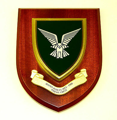 Selous Scouts Rhodesian Sf Classic Hand Made Regimental Mess Plaque • 19.99£