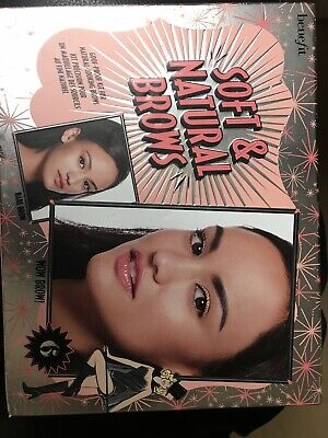 New Benefit Soft And Natural Brows Kit SHADE- 6 • 25£
