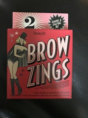 Benefit Brow Zings (Total Taming & Shaping Kit For Brows) - # 2 • 20£