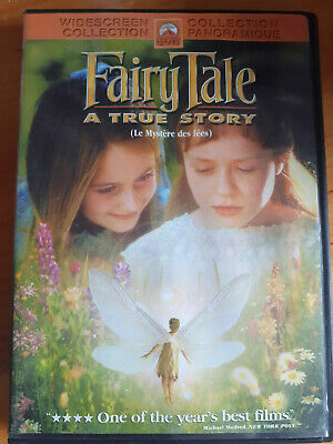 FairyTale: A True Story (DVD, 2003 Widescreen Movie Film Kids Paramount Pictures • 5.42£