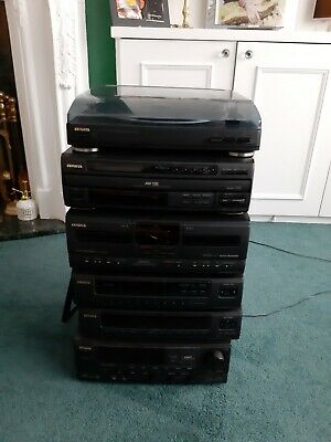 Aiwa-stereo System Not-fully-working-cd-player. Collection Or Delivery Local • 50£
