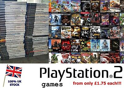 £1.95 • Buy Playstation Ps2 Games - Various Titles Lego Etc - Check Back For More Additions