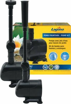 Laguna Pond Fountain Pump Also For Small Spitters Water Features - 700 1500 2000 • 59.99£