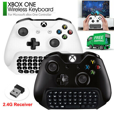 $17.59 • Buy Bluetooth Wireless Keyboard Message Keypad Chatpad Xbox One S Elite Controller