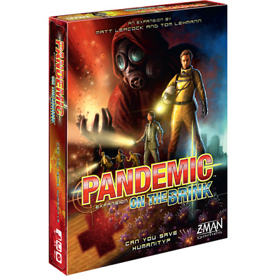 AU47.87 • Buy Pandemic Expansion: On The Brink