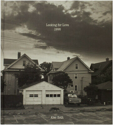 $375 • Buy Alec SOTH / Looking For Love 1996 Signed First Edition 2012