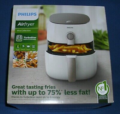AU157.08 • Buy PHILIPS Airfryer Viva Collection HD9621 ~ TurboStar Rapid Air Technology ~ NEW!