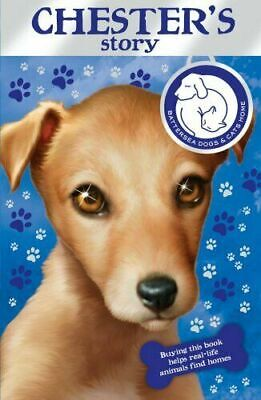 NEW Battersea Dogs & Cats Home: Chester's Story, Hawkins, Sarah, Paperback Book • 3.99£