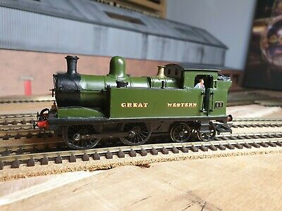 Kit/scratch Built M&swjr Gwr 0-4-4t 23 00 Gauge 4mm  • 200£