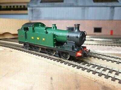 Kit Built Gwr 36xx 2-4-2t 00 Gauge 4mm • 175£