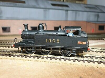 Kit Built Midland Railway Johnson 2441 0-6-0t 00 Gauge 4mm • 175£