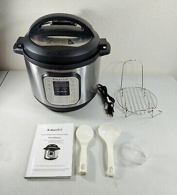 $47.95 • Buy Instant Pot DUO80 8 Qt 7-in-1 Multi- Use Programmable Pressure Cooker