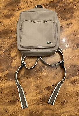 Lacoste Backpack • 44.95£