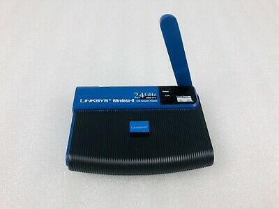 $10.50 • Buy Linksys Wireless USB Network Adopter WUSB11 - TESTED