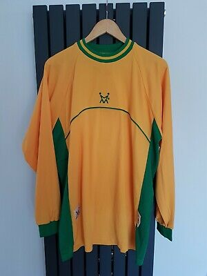 £158 • Buy Mens Football Team Kit - 14 X Shirts And 14 X Shorts In Yellow/Green  Size Large