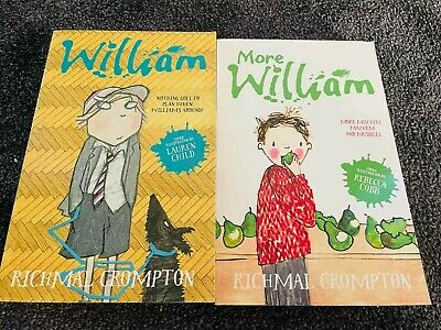 Just William Collection Series -3 Books Set- By Richmal Crompton  • 14.90£