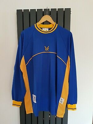 £124 • Buy Mens Football Team Kit - 12 X Shirts And 12 X Shorts In Blue/Yellow  Size Large