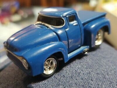 AU5.07 • Buy Funline Muscle Machines  Blue '53 Chevy Pickup Real Riders