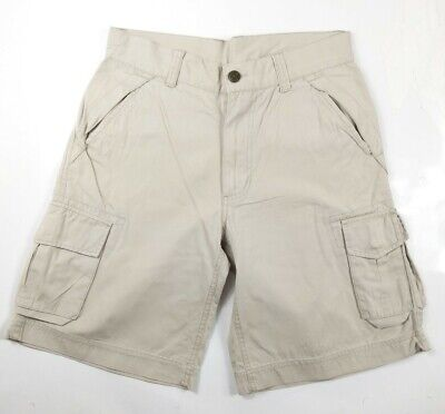 Airwalk Cotton Cargo Shorts Small W30-31 • 8.99£