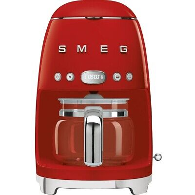 View Details Smeg Drip Coffee Maker Brand New Out Of Box • 119.36£