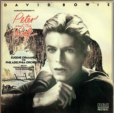 £22.55 • Buy David Bowie - Peter And The Wolf [180 Gm Black Vinyl]
