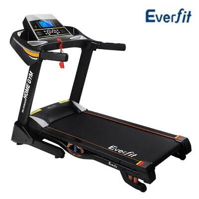 AU1190 • Buy Everfit Electric Treadmill Auto Incline Home Gym Exercise Machine Fitness 48cm