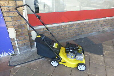 AU135 • Buy Mower Lawnmower 4 Stroke Petrol Demo 12 Month Warranty