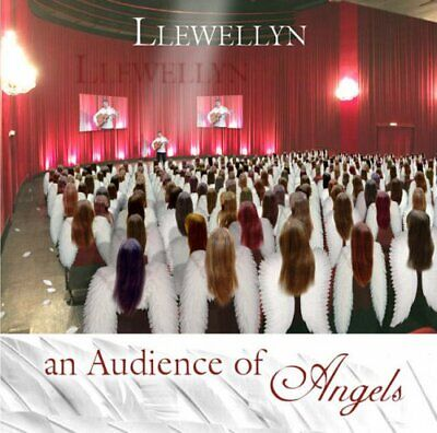 £7.99 • Buy CD AN AUDIENCE OF ANGELS By Llewellyn MUSIC FOR HEALING & MEDITATION
