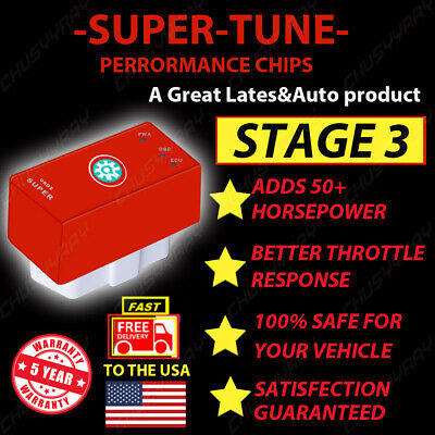 $29.59 • Buy Power Tuner Chip Fits 2005-2014 Ford Mustang - Performance Tuning Programmer