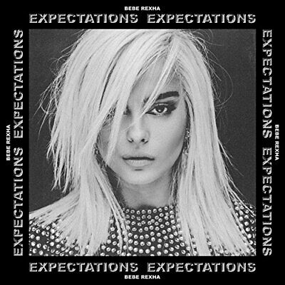 AU20.08 • Buy Bebe Rexha (Eminem/Rihanna/Flo Rida) - Expectations [CD]