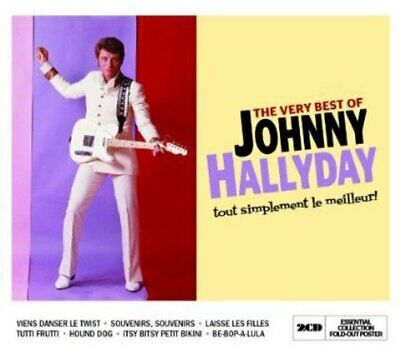 AU12.36 • Buy Johnny Hallyday - The Very Best Of [CD]