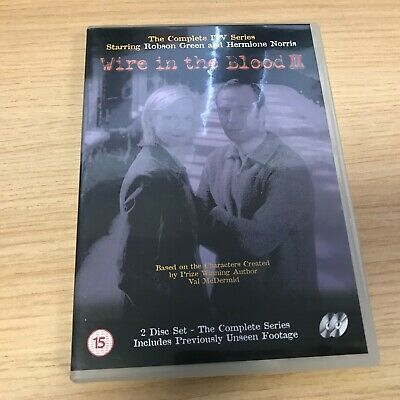 £2 • Buy DVD - Wire In The Blood: The Complete Series 2