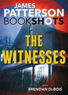 AU21.50 • Buy NEW The Witnesses By James Patterson Paperback Free Shipping