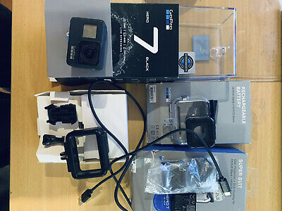 AU450 • Buy GoPro HERO7 Black (CHDHX-701) | + Original Underwater Housing And Spare Battery