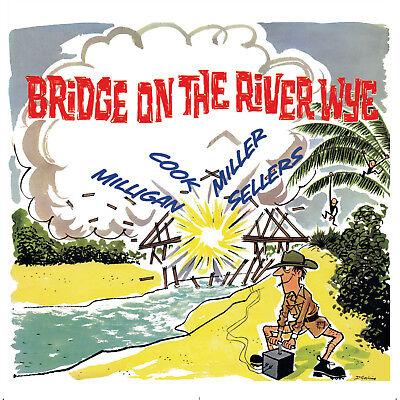Spike Milligan – Bridge On The River Wye CD • 2.99£