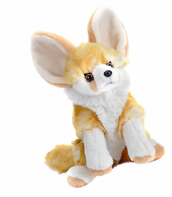 Wild Republic 19379 Fennec Fox Plush, Cuddlekins Cuddly Soft Toys, Kids Gifts, • 16.93£