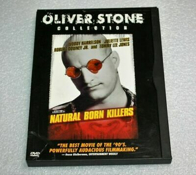 Natural Born Killers(Oliver Stone Collection)(DVD)(MD44) • 0.99£