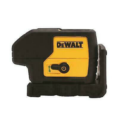 $208.80 • Buy Dewalt DW083CG Self-Leveling 3 Spot Green Laser Level, 65 Ft Range