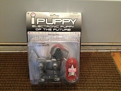 I Puppy Ipuppy Electronic Puppy Of The Future SRM International PINK Robot Dog • 14.30£