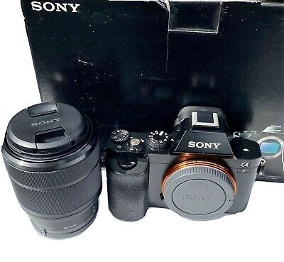 $ CDN1230.16 • Buy Sony Alpha A7 24.3MP Digital Camera Mirrorless + Lens 2870 + Battery + 64GB Card